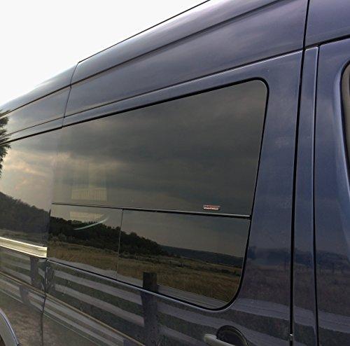 Passenger Side Sliding Door Vented