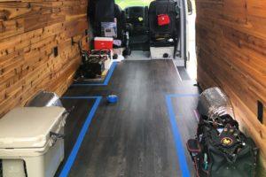 Sprinter Van Conversion Idea Photos Set 1