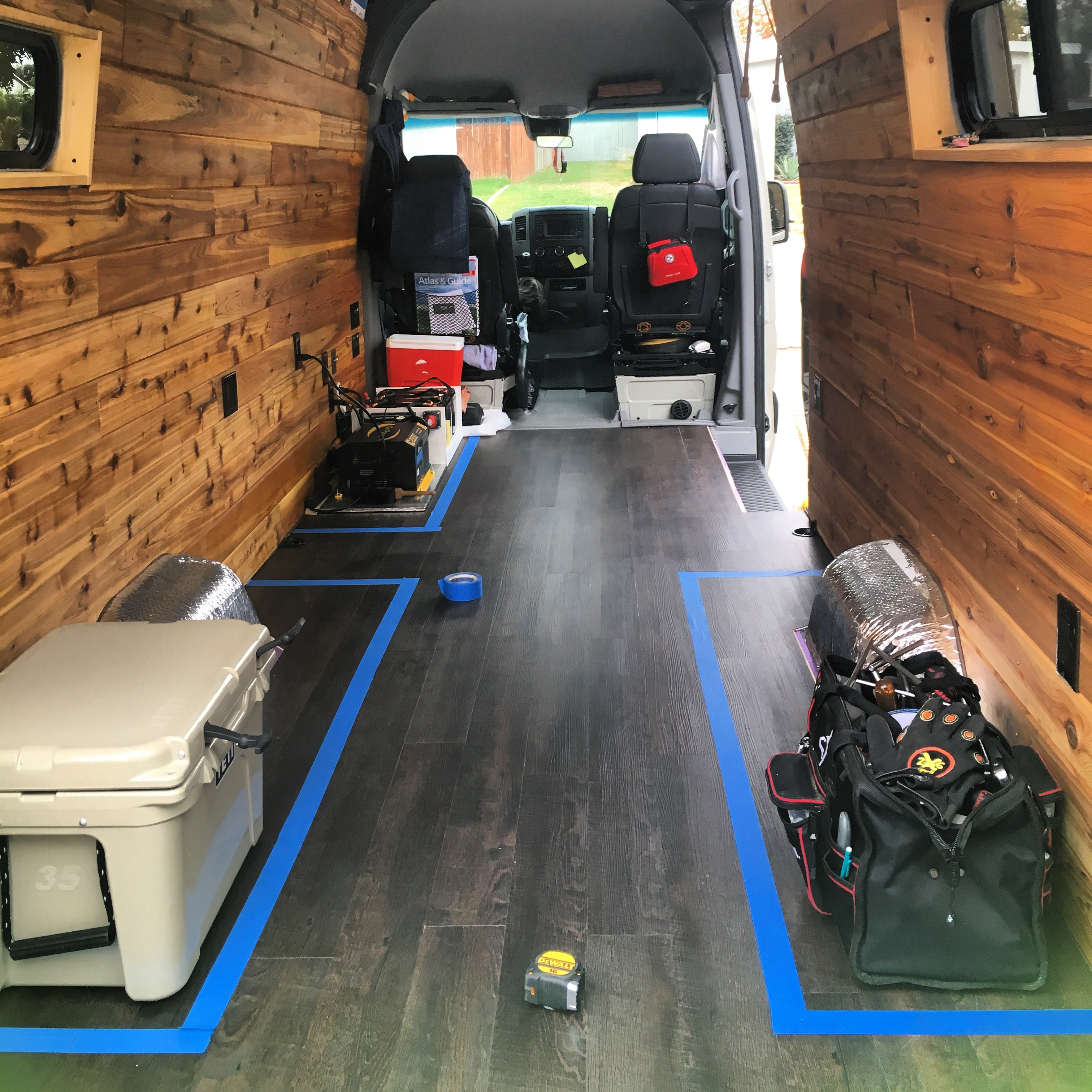Dodge Conversion Van >> Sprinter Van Conversion Idea Photos Set 1 | Sprinter Van Outpost